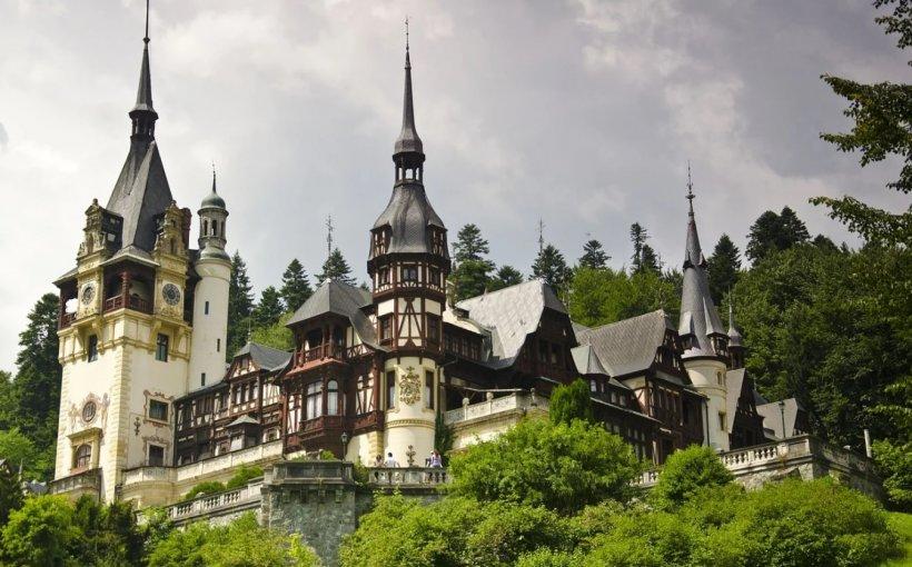 Castelul Peleș, redeschis pentru vizitatori