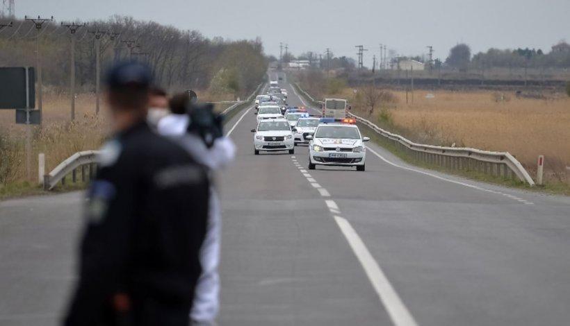 Orașul Murgeni din județul Vaslui a fost declarat zonă specială de siguranță publică după un conflict cu 200 de persoane