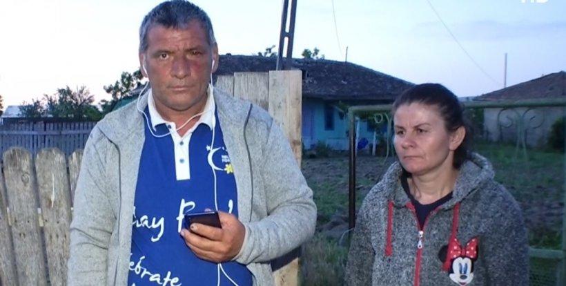 Căruțașul din Tulcea bătut cu bestialitate de polițiști și jandarmi, mărturie cutremurătoare. Cum s-a petrecut totul