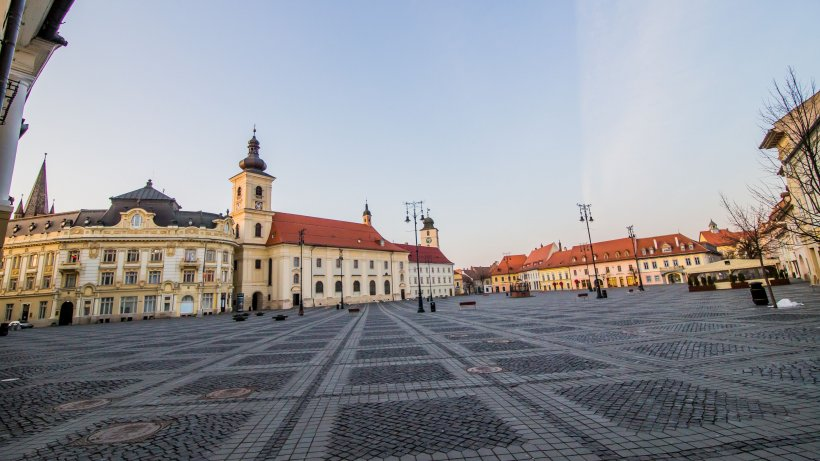 Sibiul, pe lista orașelor sigure de Covid