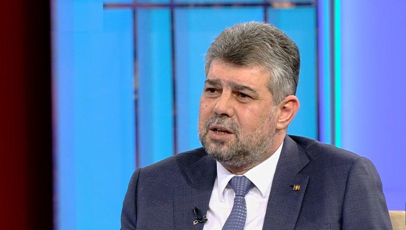 Marcel Ciolacu: Parlamentul nu va vota prelungirea stării de alertă