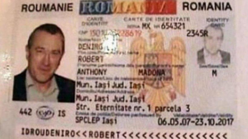 """""""Robert de Niro"""", prins cu o plasă de droguri pe o stradă din Iaşi"""