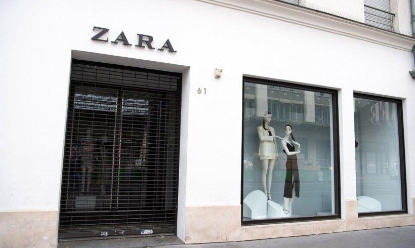 Anunţul făcut de proprietarul Zara, după ce acţiunile companiei au scăzut cu 20%