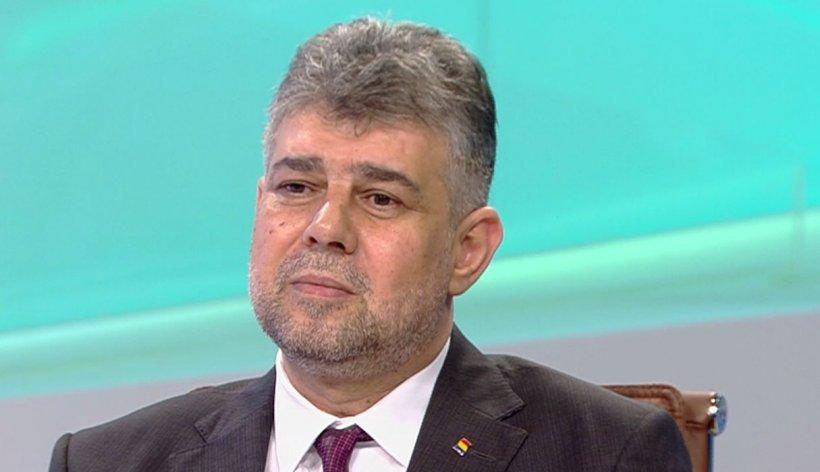 """Marcel Ciolacu acuză o manipulare ordinară: """"A explodat numărul de îmbolnăviri"""""""