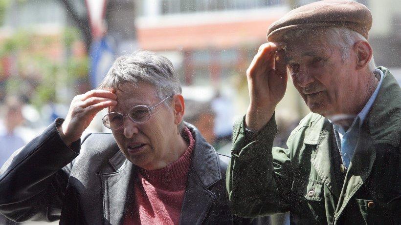 Pensia medie: Discrepanțe uriașe între pensionari