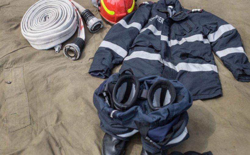 Un detaşament de pompieri de la ISU Prahova în izolare, după ce un coleg e bolnav de COVID-19