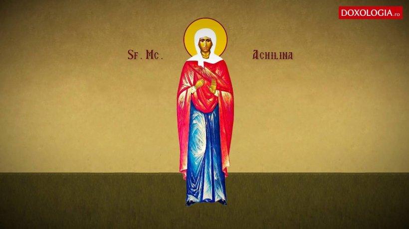 Calendar ortodox 13 iunie. Ce sfântă este sărbătorită astăzi