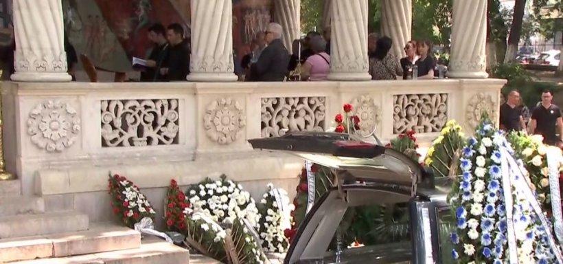 Costin Mărculescu este înmormântat. Cine stă la căpătâiul actorului