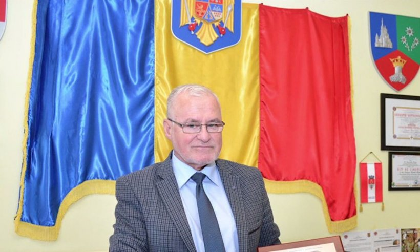 Primarul Dorel, din Ghimbav, prins cu numere false la noul bolid