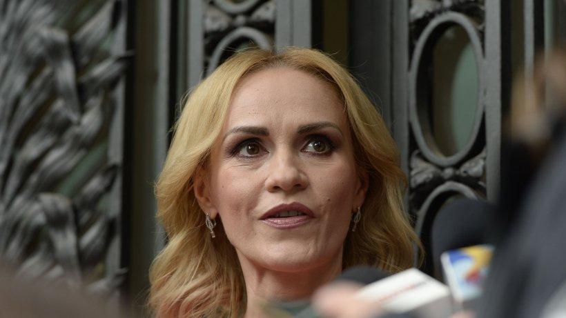 """Gabriela Firea atacă Guvernul: """"Au uns în fruntea Culturii un inamic al actorilor"""""""