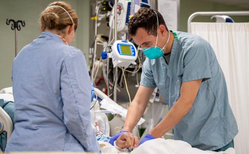 Un bărbat și-a dorit să moară de coronavirus după ce a văzut factura de spitalizare