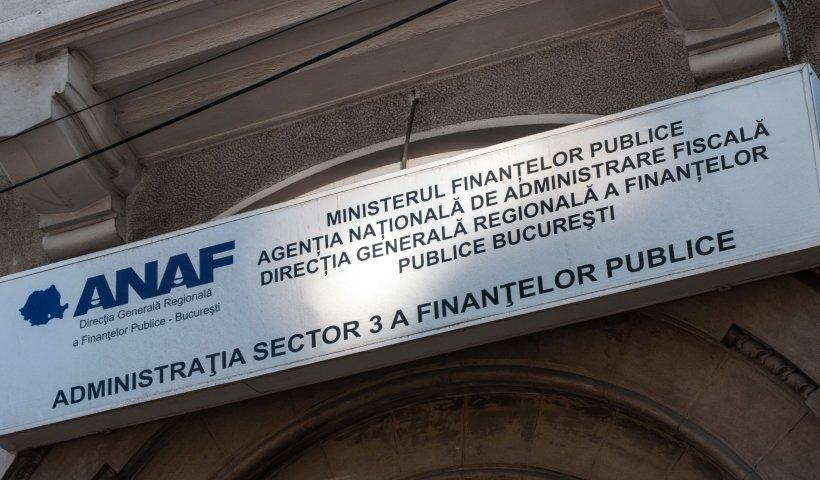ANAF, notificări pentru mii de români