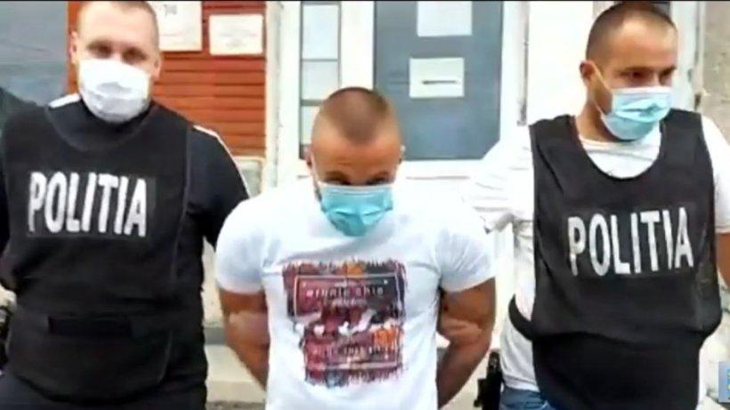 Atacatorii polițiștilor din Giurgiu au fost prinși. La domiciliul acestora se caută arme albe