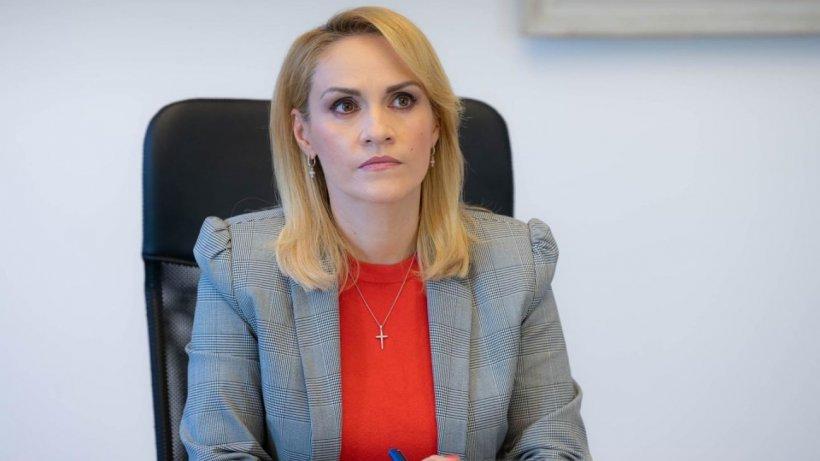 Gabriela Firea acuză Guvernul de minciună şi dezinformare
