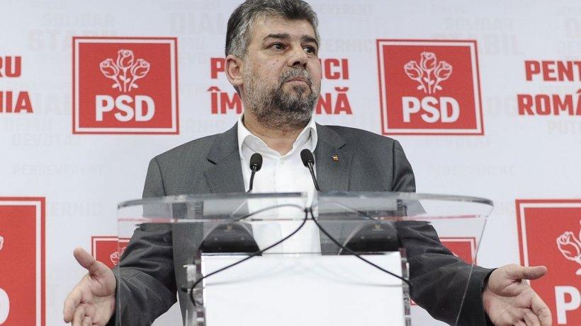 PSD: Care este noua farsă liberală? România este înzodiaIohanNICHT