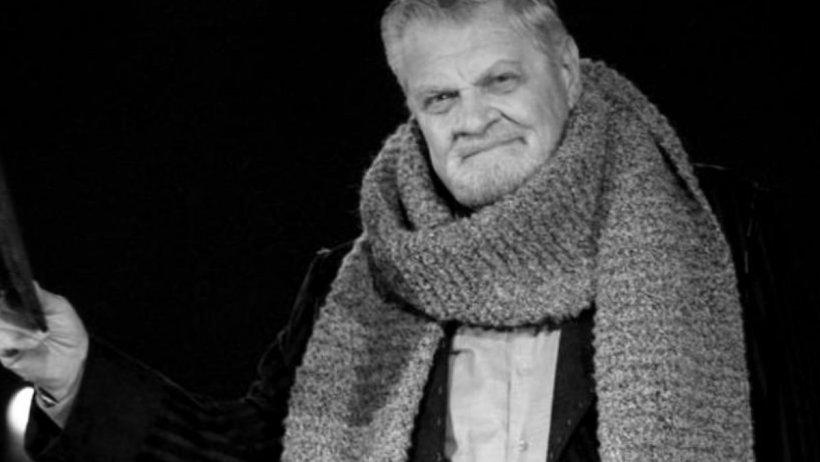 Doliu în lumea teatrului românesc. Un actor îndrăgit s-a stins din viață