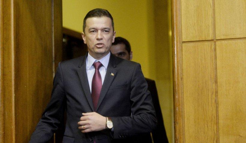 Sorin Grindeanu: E o capcană în care a picat PSD. Aici nu e loc de joc politic
