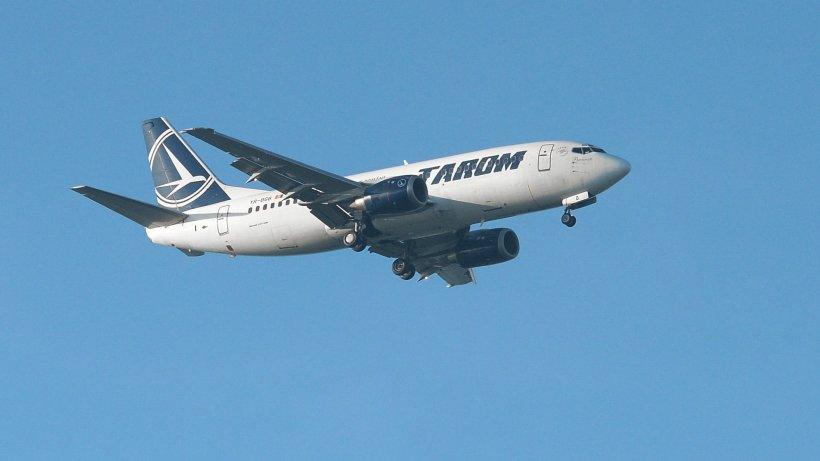 Tarom a anunțat un nou zbor către Roma! Cine are voie să intre în țară