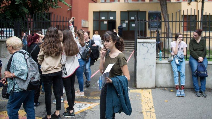 Evaluare Națională: Trei elevi nu au fost lăsați să susțină proba la Matematică