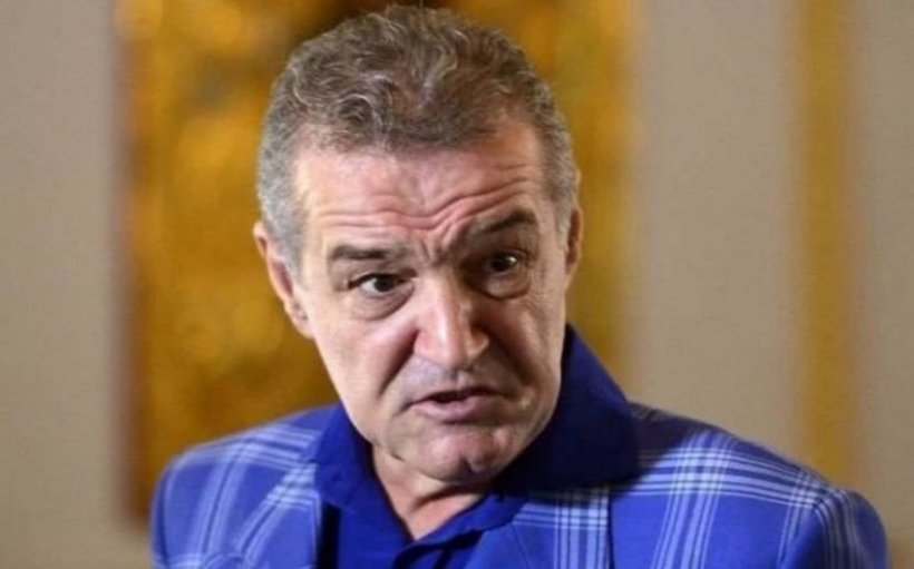Gigi Becali, audiat ca martor în Craiova. S-a dus cu avionul la instanță