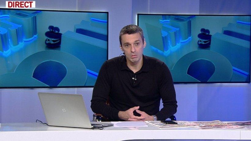 Mircea Badea: S-a făcut Breaking News pe planetă pe descoperirea asta! Eu am râs de ea