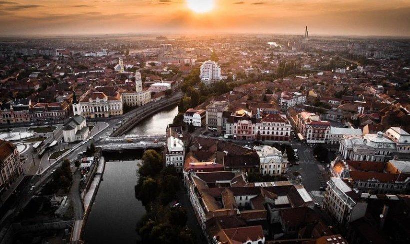 Orașul din România care se află în topul celor mai sigure locuri de vizitat din Europa