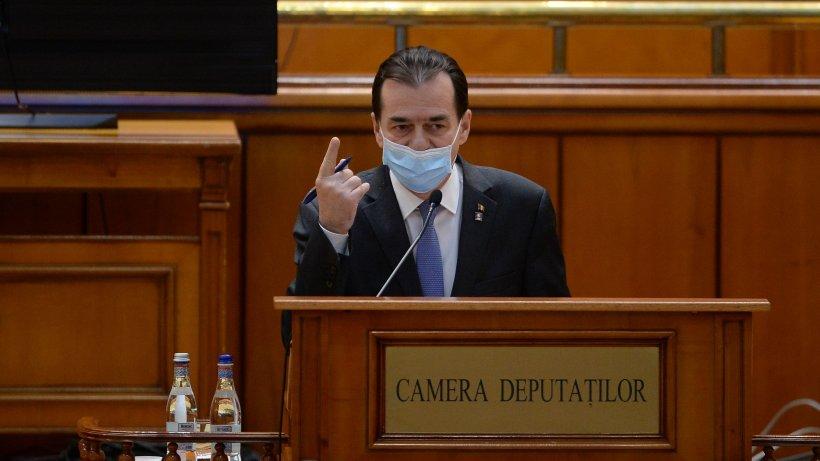 Război total pe starea de alertă. Ludovic Orban: Doar așa putem proteja sănătatea românilor. Opoziția instigă!