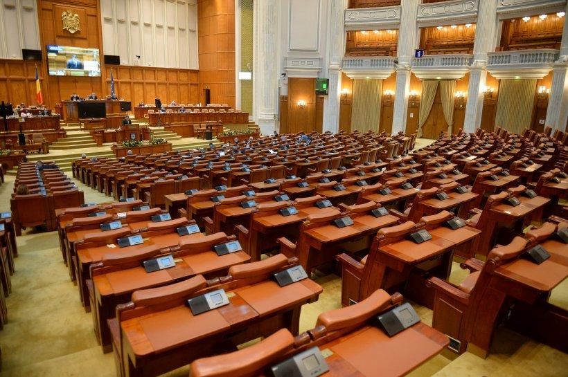 Anunț de ultimă ora: Parlamentul nu mai dezbate starea de alertă!