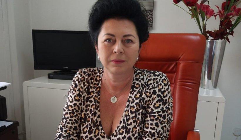 Corina Dănuță, unul dintre patronii TEX, a intrat în politică
