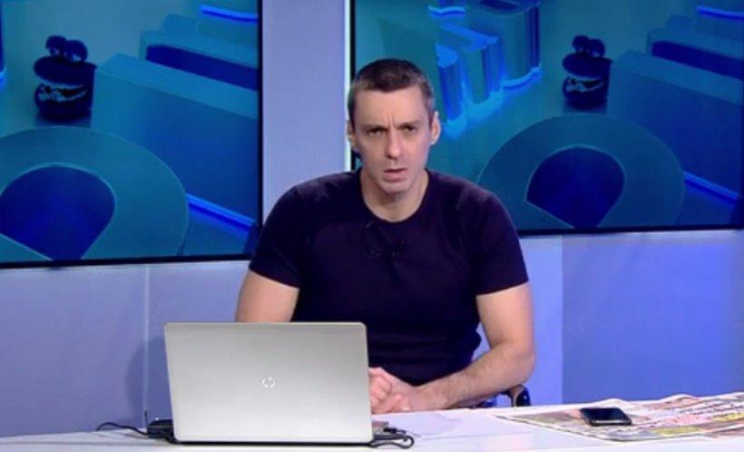 Mircea Badea către poliție: Nu vă dau nimic! Absolut nu! De acum, le fac plângere penală!