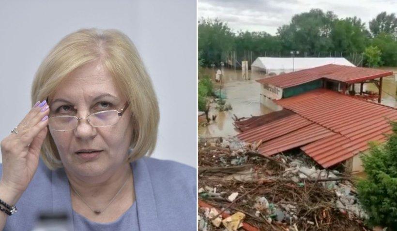 Elena Mateescu, directorul ANM: ''Am actualizat estimările pentru următoarele patru săptămâni!''