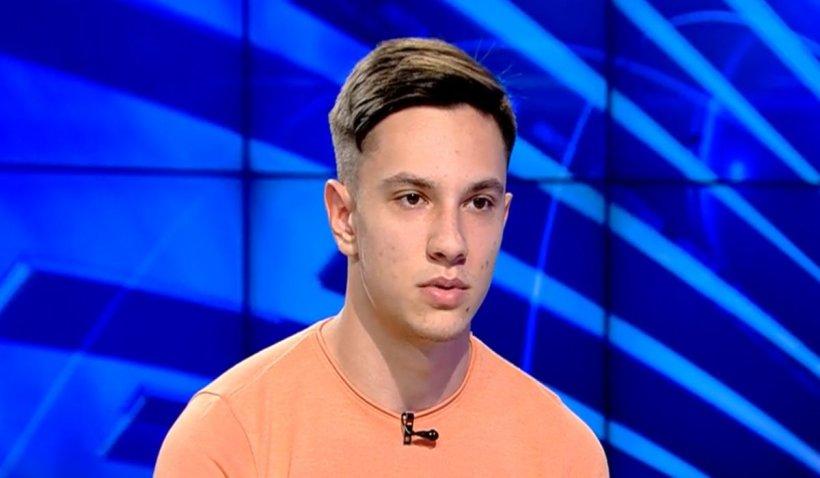 Eroul Zilei. Paul-Tiberiu Iordache, adolescentul curtat de 6 universități franceze