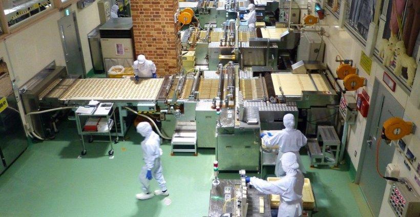 Focar de coronavirus la fabrica de ciocolată Kandia din București. Zeci de angajați au fost depistați pozitiv cu COVID-19