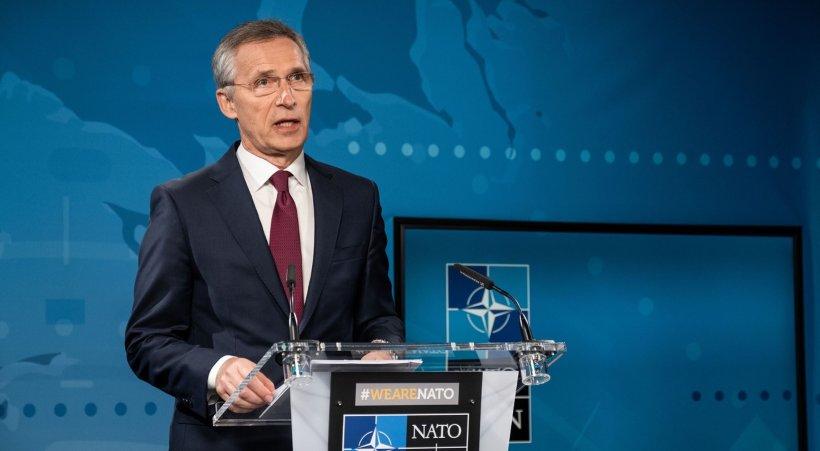 NATO: Misiunea principală este să asigure că această criză sanitară nu devine o criză de securitate