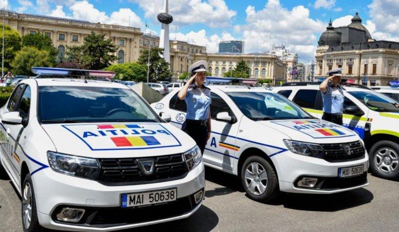 Poliția Română a cumpărat pistoale în valoare de 41,5 milioane de lei, în ultima zi a stării de urgență