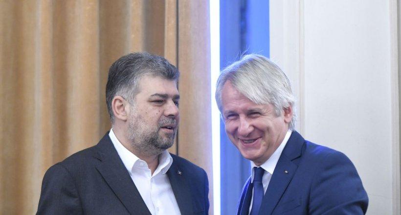"""Război în PSD! Marcel Ciolacu îl atacă dur pe Eugen Teodorovici: """"Ar trebui să vorbească în interiorul partidului!"""""""