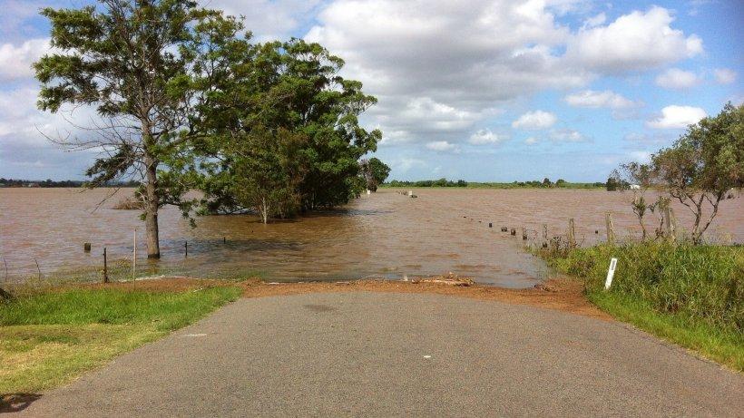 Update. Vestul ţării, devastat de inundaţii. Cod roşu de ploi, diguri de protecţie rupte, poduri distruse