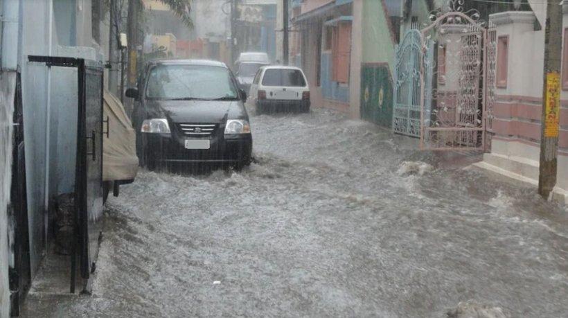 Apa Nova, despre inundațiile din zona Băneasa: Un astfel de fenomen extrem are o probabilitate de depășire de o dată la 20 de ani