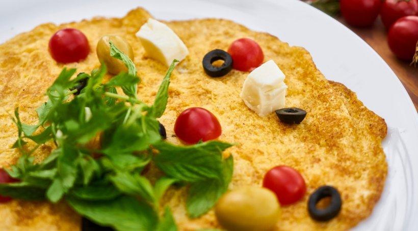 Cea mai bună omletă din lume. Ingredientul secret pe care-l folosesc marii bucătari. Rețeta zilei