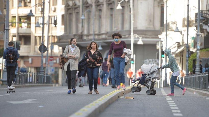 Prognoza METEO specială în București pentru următoarele zile