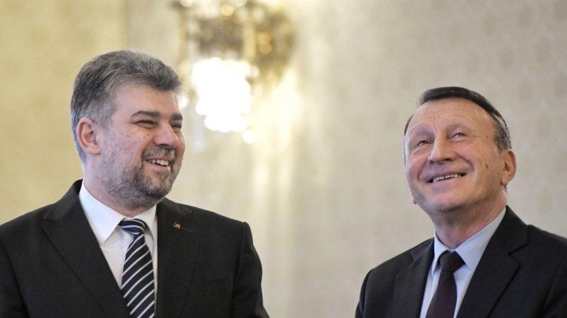 Stănescu: Creșterea pensiilor și alocațiilor – prima măsură a PSD după demiterea guvernului Orban