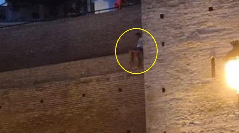 Zid din Spania, magnet pentru sinucigași români. Până acum doi conaționali au fost la un pas să moară acolo
