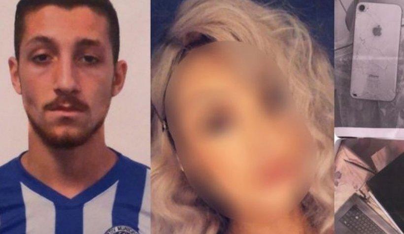 """Iubita unui fotbalist român a fost umilită: """"M-a dezbrăcat cu forţa şi m-a târât prin casă"""""""
