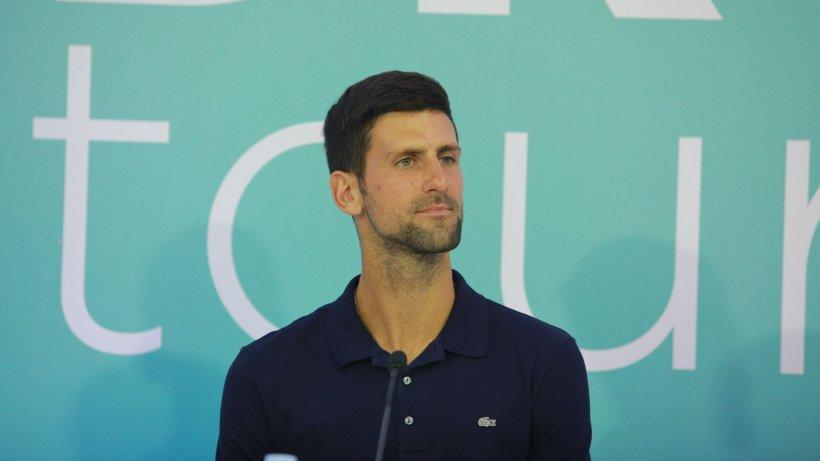 Novak Djokovic, depistat pozitiv cu coronavirus. Liderul mondial al tenisului a spus recent că nu e de acord cu vaccinarea obligatorie