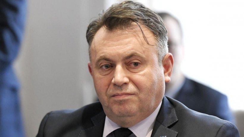 Opoziția vrea demisia lui Nelu Tătaru în criza COVID-19. Ce acuzații i se aduc ministrului
