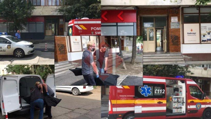 Se juca în fața blocului din Iași, când prietenii l-au anunțat că ușa de la apartament este deschisă. Copilul a urcat imediat. Nu va uita niciodată ce a găsit!