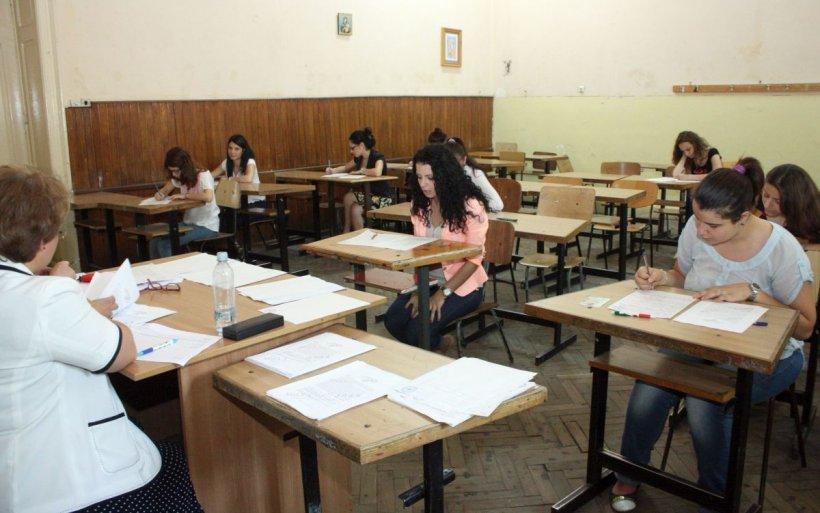 Bacalaureat 2020. Elevii dau examen miercuri la proba obligatorie a profilului. Lista obiectelor interzise în examen