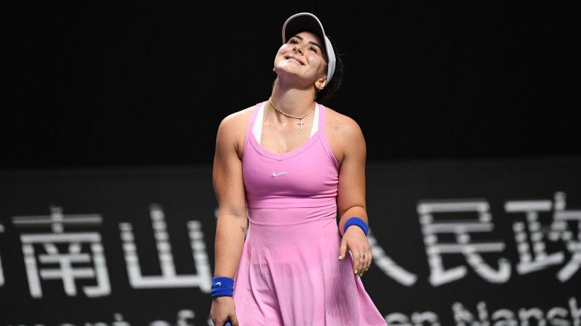 Bianca Andreescu o ignoră pe Simona Halep. Declarația pe care a dat-o la CNN Sport