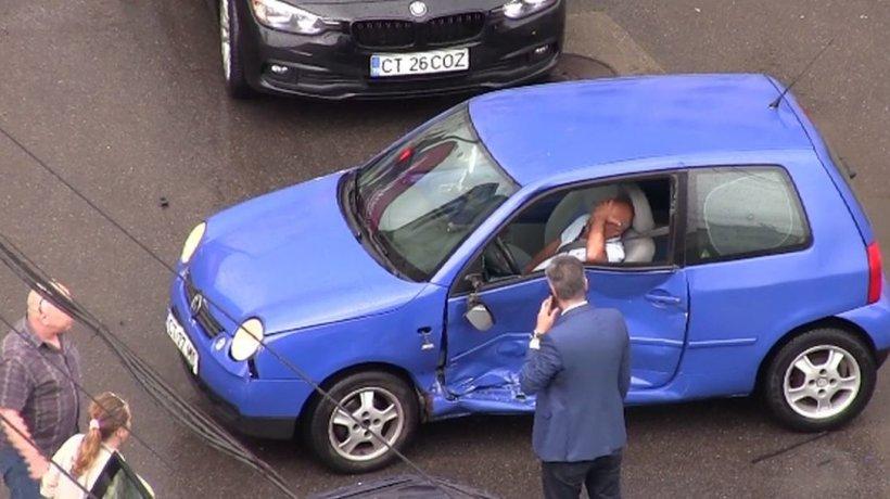 Prefectul de Constanța, implicat într-un accident rutier. Cine a fost de vină