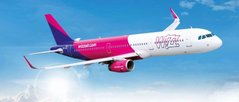 Wizz Air, reducere-fulger la biletele de avion